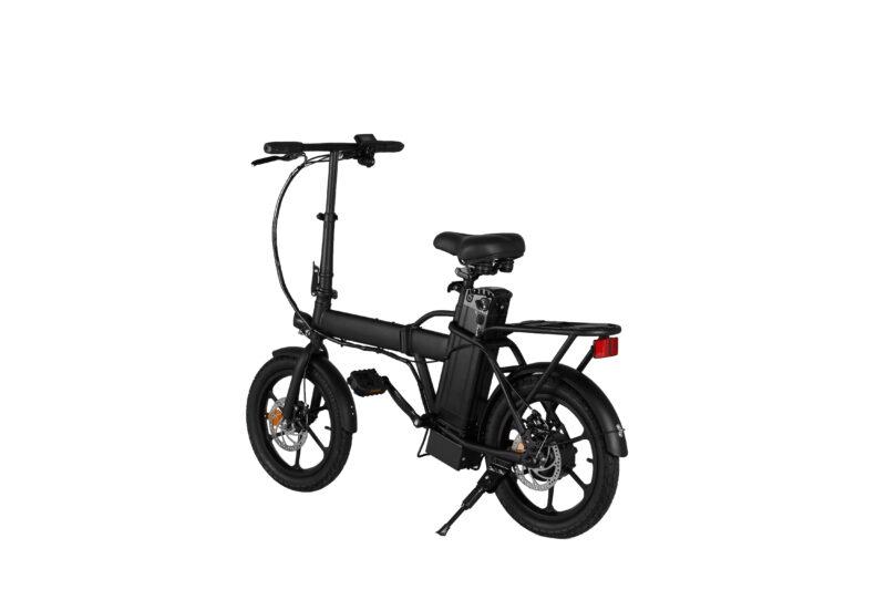 rower elektryczny składany